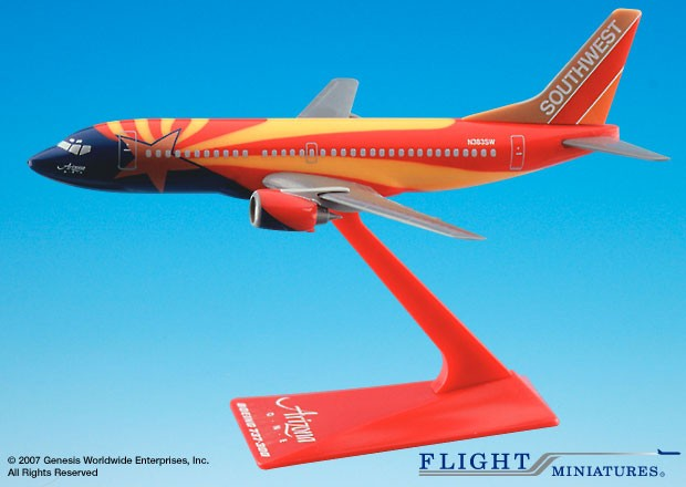 Long Prosper - 1/200 - Boeing 737 300 - Southwest Airlines ARIZONA - 2073719