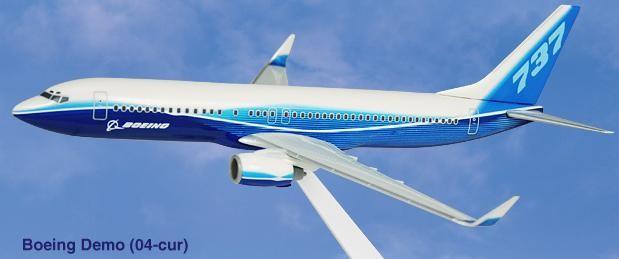 Long Prosper - 1/200 - Boeing 737 800 - House Colour DREAMLINER - 2073765