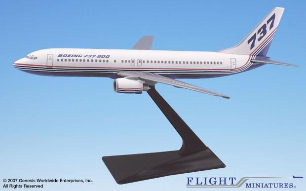 Long Prosper - 1/200 - Boeing 737 800 - House Colour - 2073767