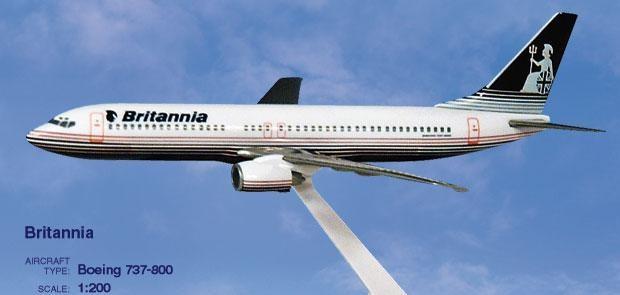 Long Prosper - 1/200 - Boeing 737 800 - Britannia Airways - 2073768