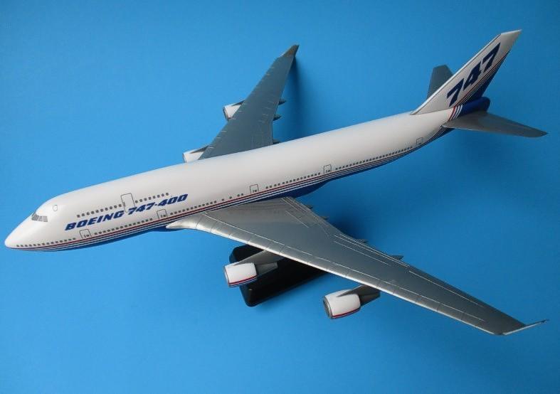 Long Prosper - 1/200 - Boeing 747 400 - House Colour - 2074713