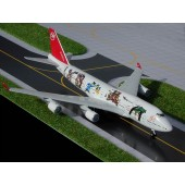 Gemini - 1/400 - Boeing 747 400 - Northwest Airlines WORLDPLANE - 006