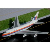 Gemini - 1/400 - Boeing 747SP - United Airlines FRIENDSHIP ONE - 044