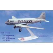 Long Prosper - 1/100 - DC 3 - Delta Air Lines NOSTALGIA - 10dc321