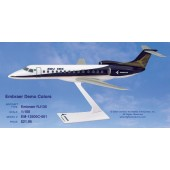 Long Prosper - 1/100 - Embraer RJ 135 - House Colour - 10em325