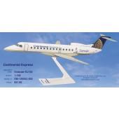 Long Prosper - 1/100 - Embraer RJ 145 - Continental Express - 10em429
