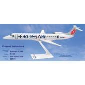 Long Prosper - 1/100 - Embraer RJ 145 - Crossair - 10em430