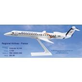 Long Prosper - 1/100 - Embraer RJ 145 - Regional Airlines  - 10em432