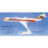 Long Prosper - 1/100 - Fokker 100 - Alpi Eagles - 10fo137