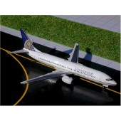 Gemini - 1/400 - Boeing 737 800 - Continental Airlines  - 122