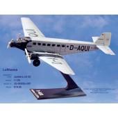 Long Prosper - 1/125 - Junkers Ju 52 - Lufthansa D AQUI - 12ju504