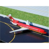 Gemini - 1/400 - Boeing 727 200 - Braniff International RED COLOURS - 182