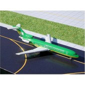 Gemini - 1/400 - Boeing 727 200 - Braniff International GREEN COLOURS - 183