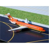 Gemini - 1/400 - Boeing 727 200 - Braniff International ORANGE COLOURS - 185