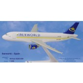 Long Prosper - 1/200 - Airbus A320 200 - Iberworld - 2032031