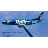 Long Prosper - 1/200 - Boeing 737 300 - Western Pacific Airlines THRIFTY - 2073712