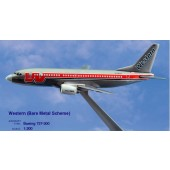 Long Prosper - 1/200 - Boeing 737 300 - Western Pacific Airlines BARE METAL - 2073728
