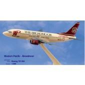 Long Prosper - 1/200 - Boeing 737 300 - Western Pacific Airlines BROADMOOR - 2073729