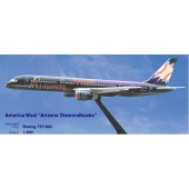 Long Prosper - 1/200 - Boeing 757 200 - America West DIAMOND BACKS - 2075705