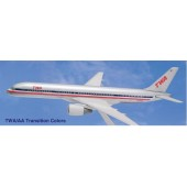 Long Prosper - 1/200 - Boeing 757 200 - TWA an American Airlines Company - 2075713