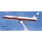 Long Prosper - 1/200 - Boeing 757 200 - United Airlines  - 2075747