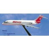 Long Prosper - 1/200 - DC 9 - Midway Airlines - 20dc906