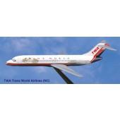 Long Prosper - 1/200 - DC 9 - TWA Trans World Airlines - 20dc908
