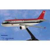 PPC - 1/200 - Airbus A320 200 - Northwest Airlines - 2520