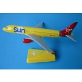 PPC - 1/200 - Airbus A320 - Virgin Sun - 2742