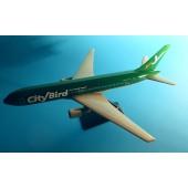PPC - 1/200 - Boeing 767 300 - City Bird - 2990