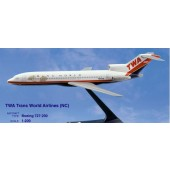 PPC - 1/200 - Boeing 727 200 - TWA Trans World Airlines nc - 2991