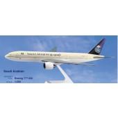 PPC - 1/200 - Boeing 777 - Boeing 777 200 - Saudi Arabian Airlines - 3002
