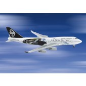 Schuco - 1/500 - Boeing 747 400 - Air New Zealand ALL BLACKS - 3557616