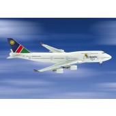 Schuco - 1/500 - Boeing 747 400 - Air Namibia - 3557623