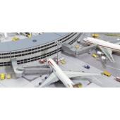 Herpa - 1/500 - Airport 03 - Airport Flughafen Zubehör VIII 4 TEILIG - 519786