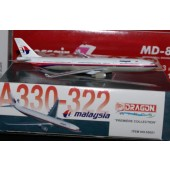 Dragon - 1/400 - Airbus A330 300 - Malaysia Airlines - 55021