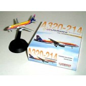 Dragon - 1/400 - Airbus A320 200 - Air Jamaica SPIRIT OF CARIBBEAN - 55089