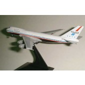 Dragon - 1/400 - Boeing 747 100 - United Airlines FRIENDSHIP - 55129