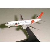 Dragon - 1/400 - Boeing 737 400 - JTA Japan TransOcean Air - 55145