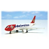 Dragon - 1/400 - Airbus A320 200 - Edelweiss Air - 55302