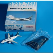 Dragon - 1/400 - Boeing 737 700 - Westjet Airlines - 55346