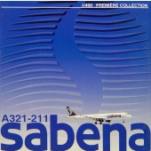 Dragon - 1/400 - Airbus A321 200 - Sabena BLUE BELLY - 55405b