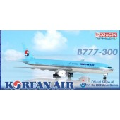 Dragon - 1/400 - Boeing 777 300 - Korean Air ASIAN GAMES 2002 - 55469