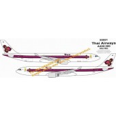 Dragon - 1/400 - Airbus A330 300 - Thai Airways International nc - 55551