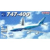 Dragon - 1/400 - Boeing 747 400 - House Colour DREAMLINER - 55747