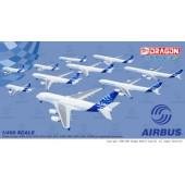 Dragon - 1/400 - Airbus A380 800 - House Colour nc - 55823