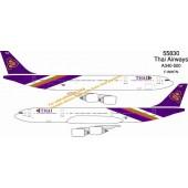 Dragon - 1/400 - Airbus A340 500 - Thai Airways International nc - 55830