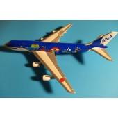 Dragon/Tucano Line - 1/400 - Boeing 747 400 - ANA All Nippon Airways MARINE WHALE JA8963 - 55888