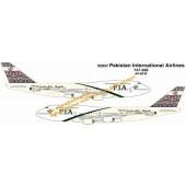 Dragon - 1/400 - Boeing 747 300 - Pakistan International Airlines GARDEN OF THE MUGHALS - 55957