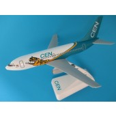 Wooster - 1/180 - Boeing 737 200 - CEN Malaysia - 604